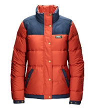 Women's Mountain Classic Down Jacket, Color Block